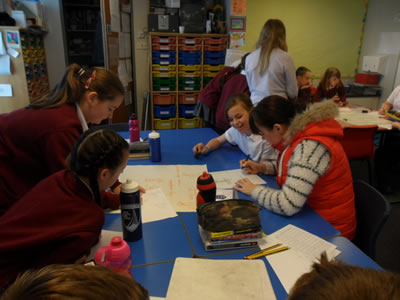 World Book Day and Visit of the Poet Laureate